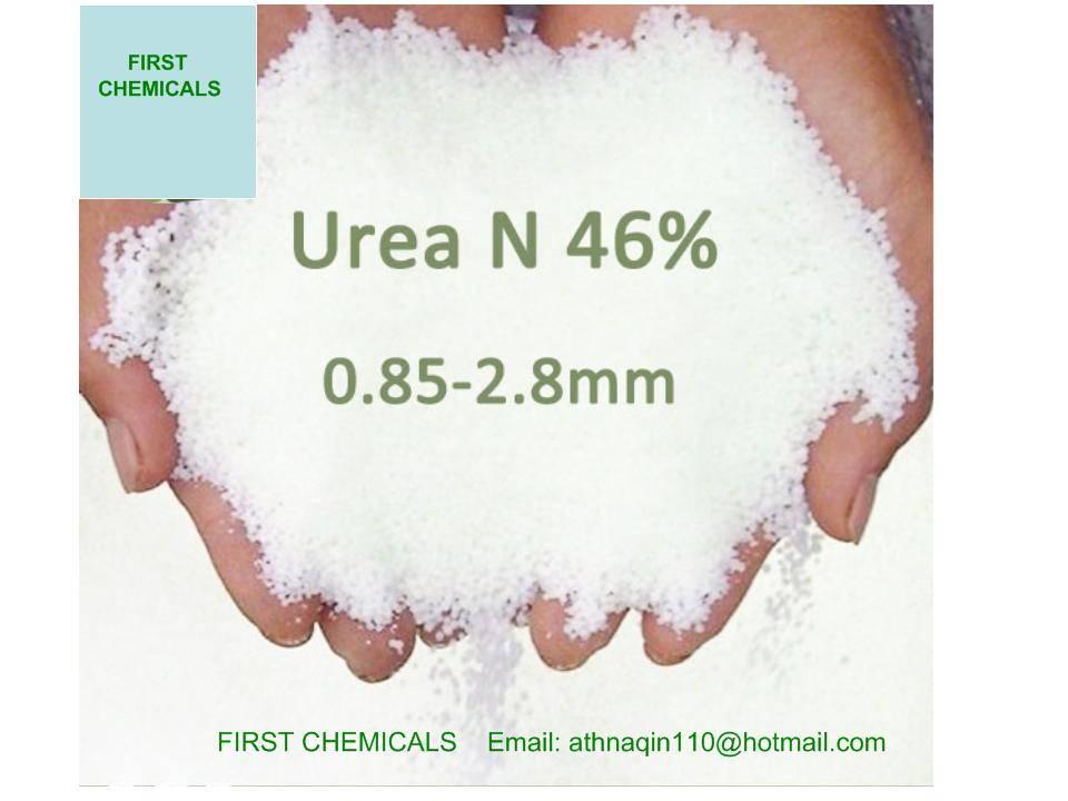 Nitrogen Fertilizer 46% Urea