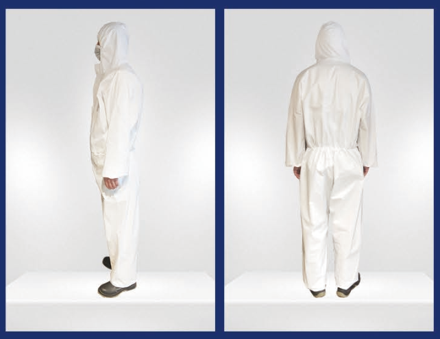 Civil or Medical Disposable Protective Coveralls