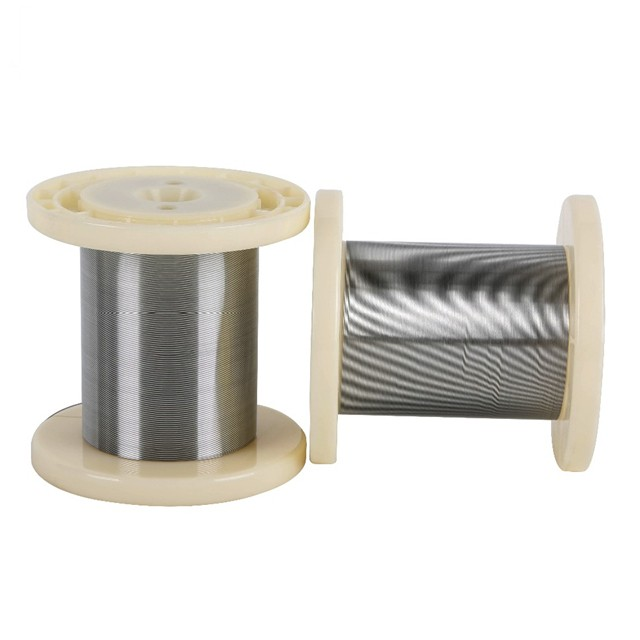 2mm Nitinol Titanium Wire with Shape Memory and Supperelastic