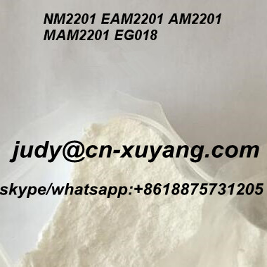 high purity real pure AM2201 NM2201 EAM2201 AM-2201 NM-2201 EAM-2201 judy(at)cn-xuyang(dot)com