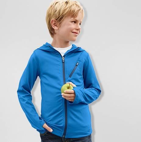 new children's clothing boy girls cardigan hooded fleece  sweatshirts girls hoody
