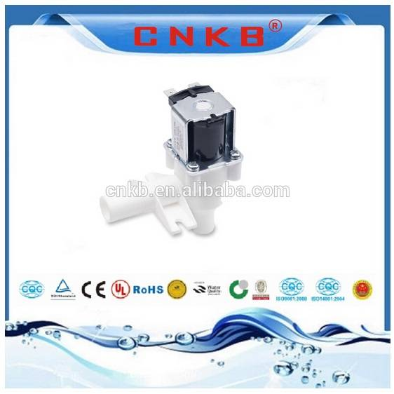 8mm pole connection water solenoid valve