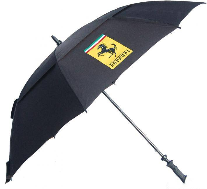 Auto Open Straight Umbrella LOGO Printing Cheap Advertising Umbrella