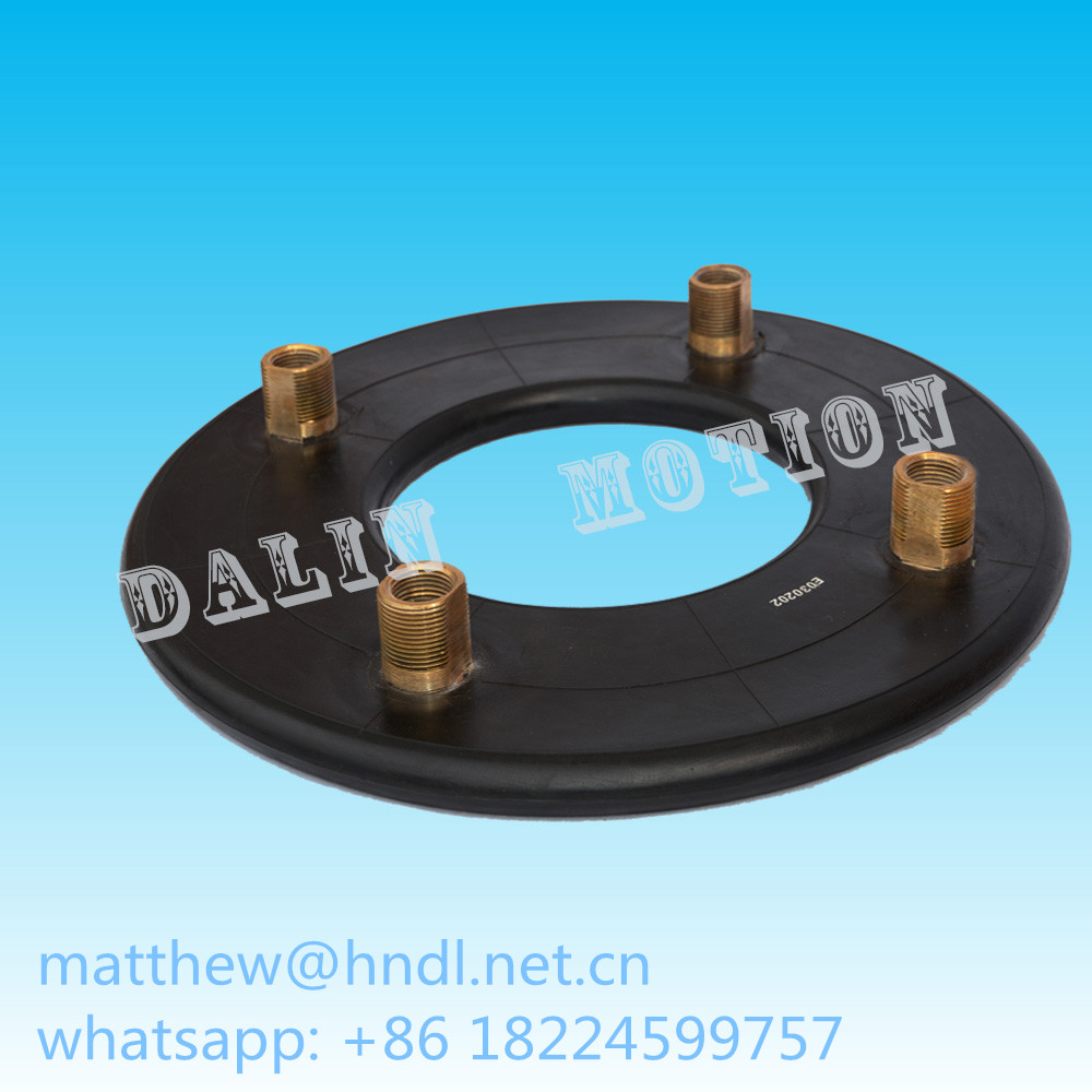 wpt disc clutch rubber tube
