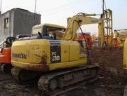 Used Crawler Excavators Komatsu PC130-7