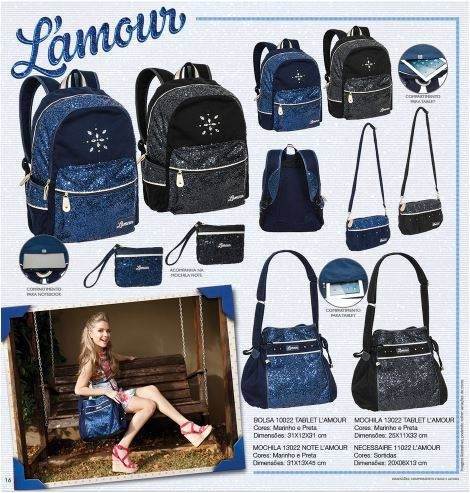 LADIES BACK-PACKS & PURSES