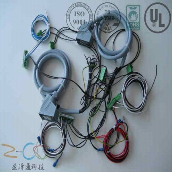 wire harness and cable assembly manufacturer within 15years experience: Z-Co technology