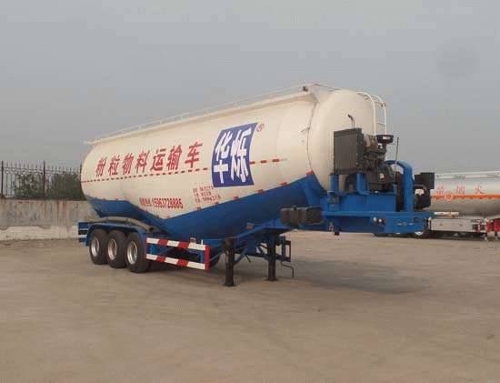 XHS9401GFL type Transport Semi-trailer for Low Density Powder Material