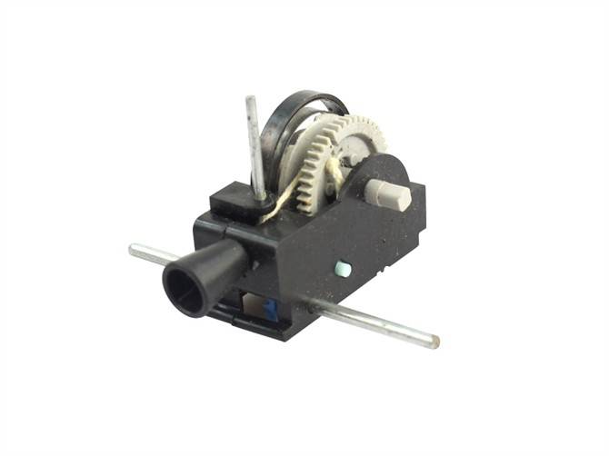 2.0 pull line gear box with 2 shafts