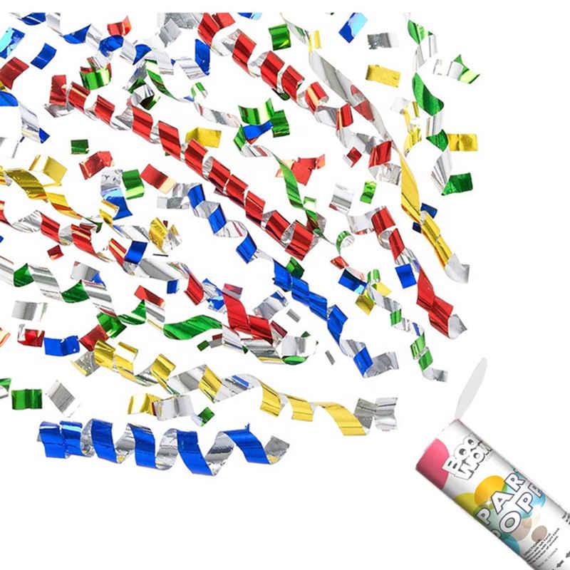 Boomwow Mix Color Streamers Spring Confetti Cannon