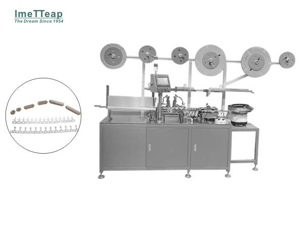 Automatic Drilling-Tapping Machine