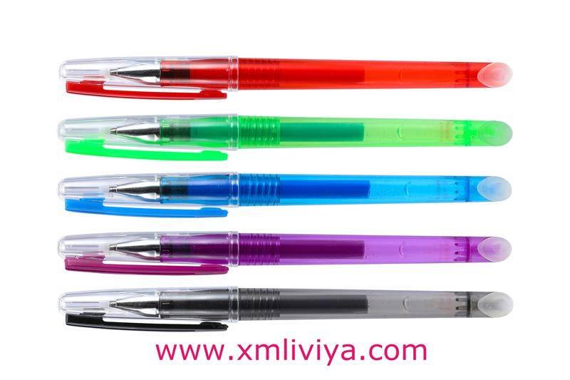 Thermo-Sensitive Erasable Pen
