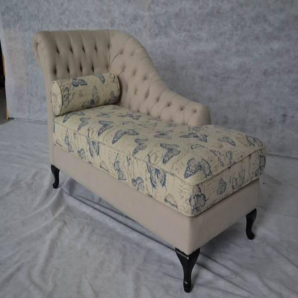 Antique reproduction chaise sofas