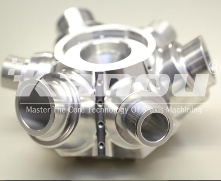 Stainless Steel 5-Axis CNC Milling Machining Parts for automotive industry
