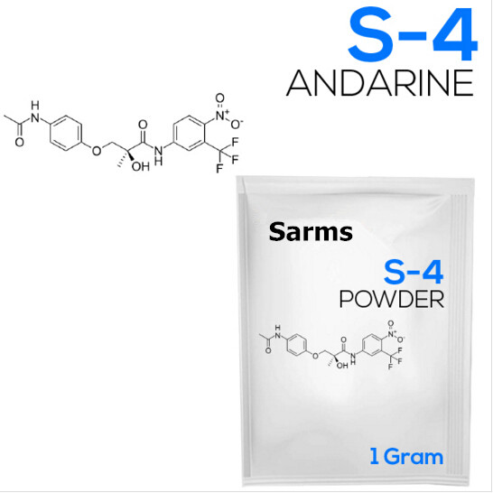 Buy Sarms Andarine (S4) with Good Prices