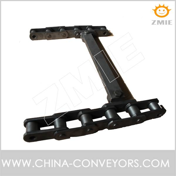 paver conveyor chain