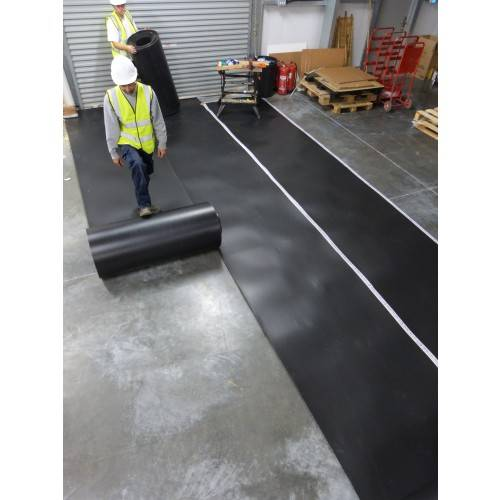 2mm 3mm pp corflute floor protection sheet