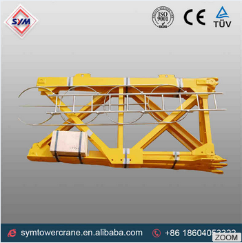 chinese mast section for tower crane machine