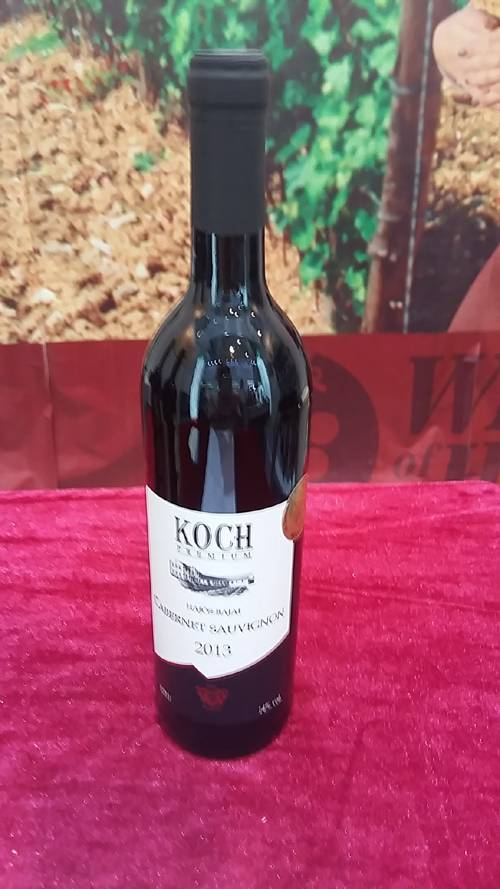 high quality red wine