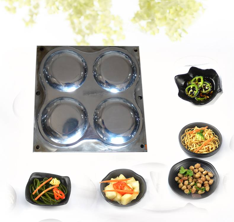 Melamine Tableware Compression Die Made in China