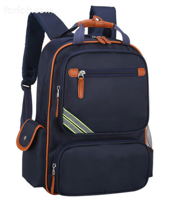 High Quality Adult Middle School Bag Pack With Large Compartment