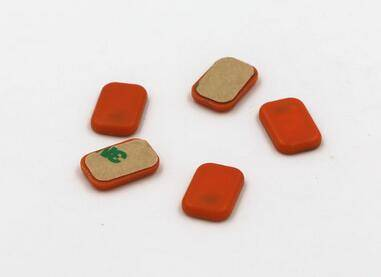 micro mini UHF Ceramic Metal tag