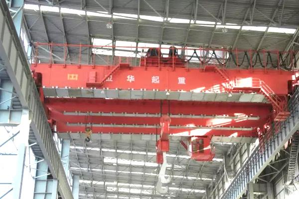 Overhead Crane for Metallurgy