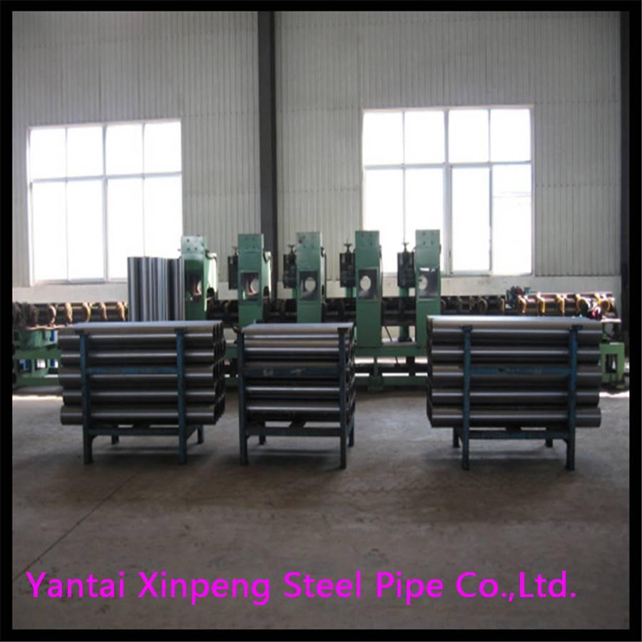 cylinder A53b seamless export Korea steel tube
