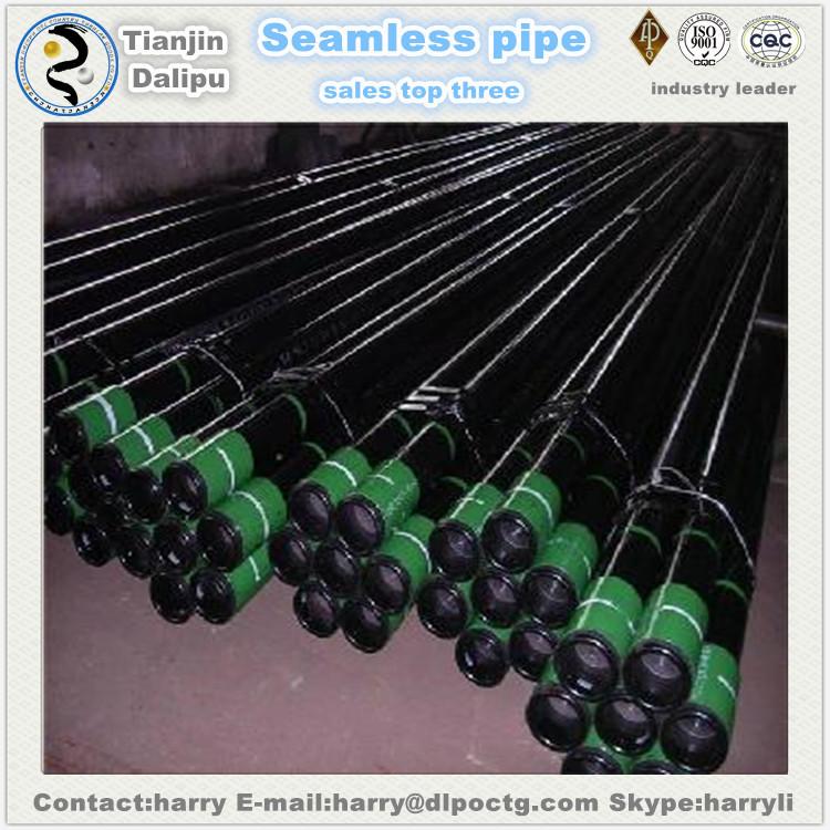 api 5ct L80 nue 4 1 2 casing tubular media fox or IF or vam tube pipes