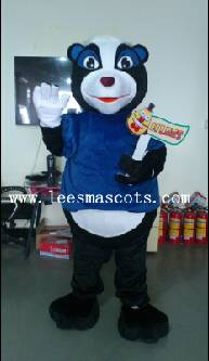 OHLEES Professional custom cartoon mascot bear mascot costume adult size