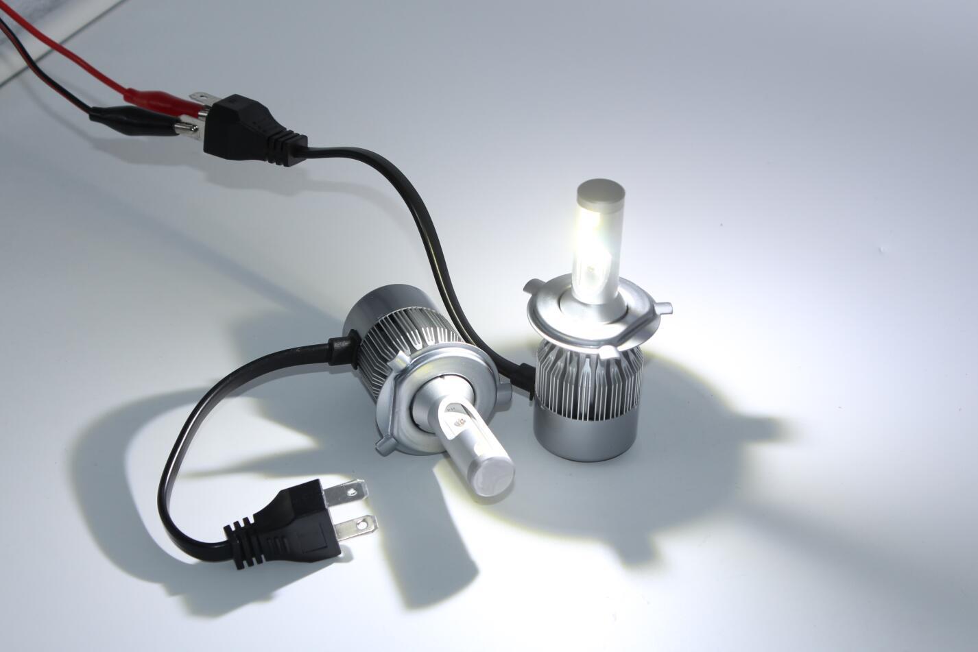 2017 Flier High Power Car H8/H11/H16 LED Headlight Bulbs 12V 24V 40W Car LED Headlight
