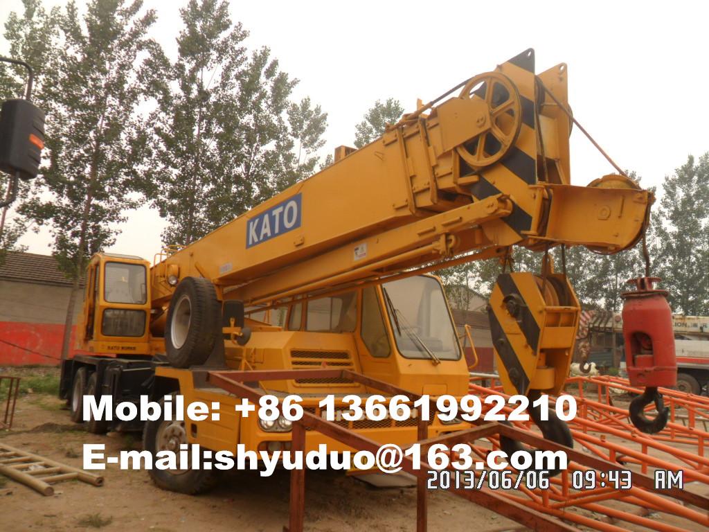 Used 30ton Kato HYdraulic Truck Crane-used mobile crane,used hydraulic crane NK300