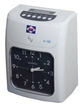 good quality Electronic time card clock A-100P