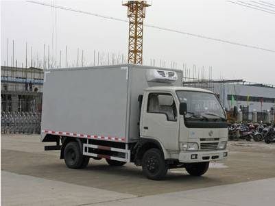 cummins refrigerated truck 5-10T 4*2