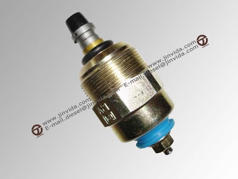 Quality Fuel Injection Pump Parts Magnet Valve 0330001016