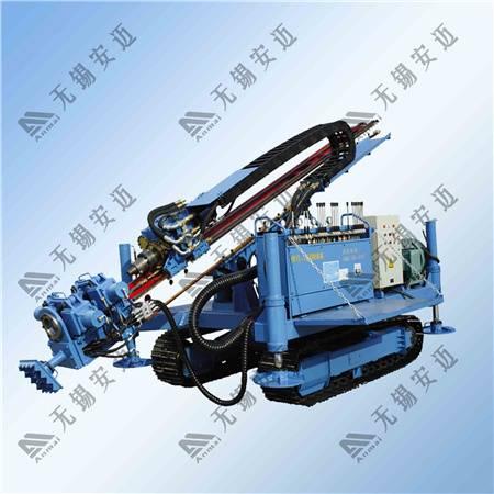 Fully Hydraulic MXL-150D Crawler Mounted Anchor Drilling Rig