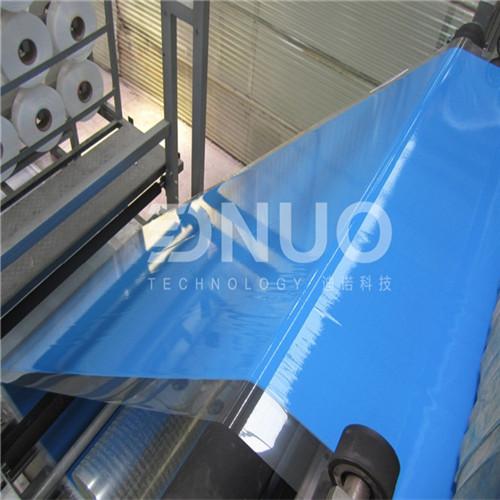 Dn1850 intelligent FRP gel coat lighting sheet production line