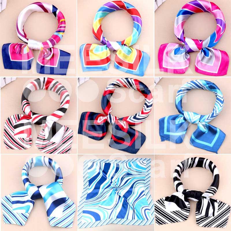 Hot Sale Gorgeous High Quality 100% Silk Scarf Women Silk Scarves