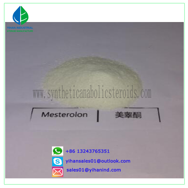 Hot Sale 99% Pure Growth Steroids Oral Steroids Anabolic Mesterolon/Proviron Judy