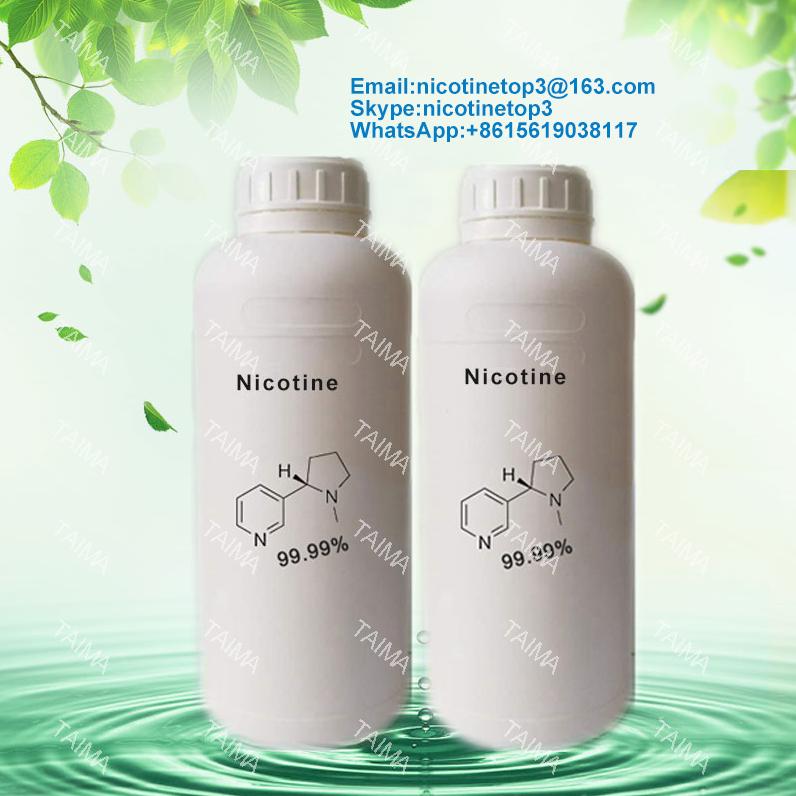 Hot sell pure liquid nicotine for e juice or e liquid.