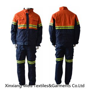 Fire Rated fr Cotton Coveralls/ safety clothing