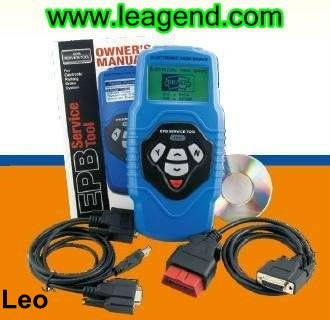 EPB problem Scan Tool Electronic Parking Brake(EPB) Service Tool Code Scanner EP21