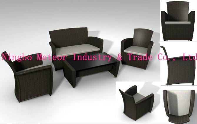 MTC-044 rattan garden furniture sale-natural rattan furniture-rattan porch furniture-cane conservato