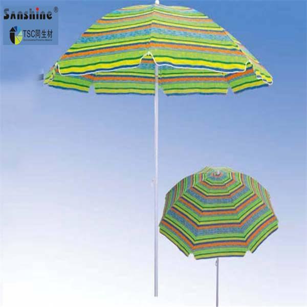 outdoor steel portable beach umbrella