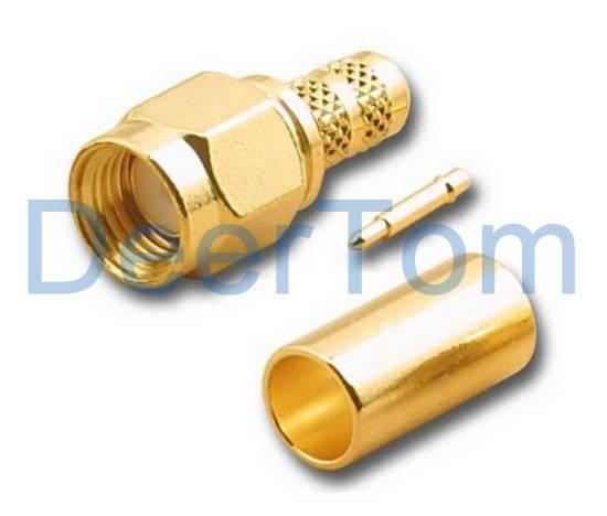 RF Connector SMA Male Connector Antenna Connector