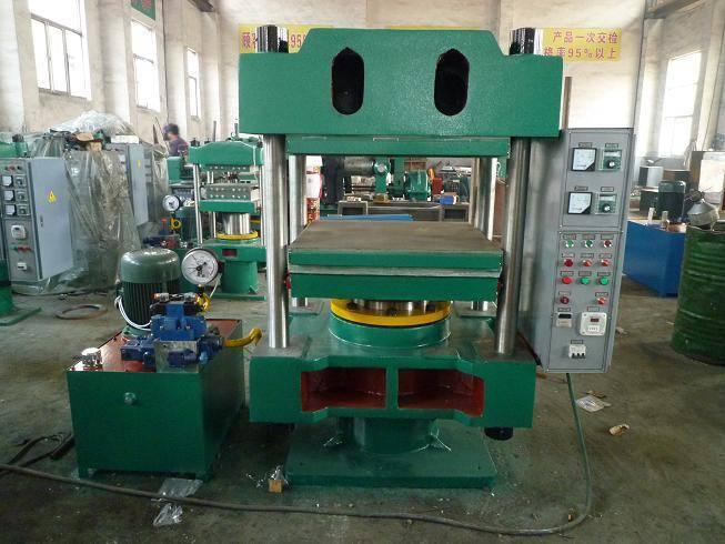 rubber vulcanizing press,vulcanizing machinery