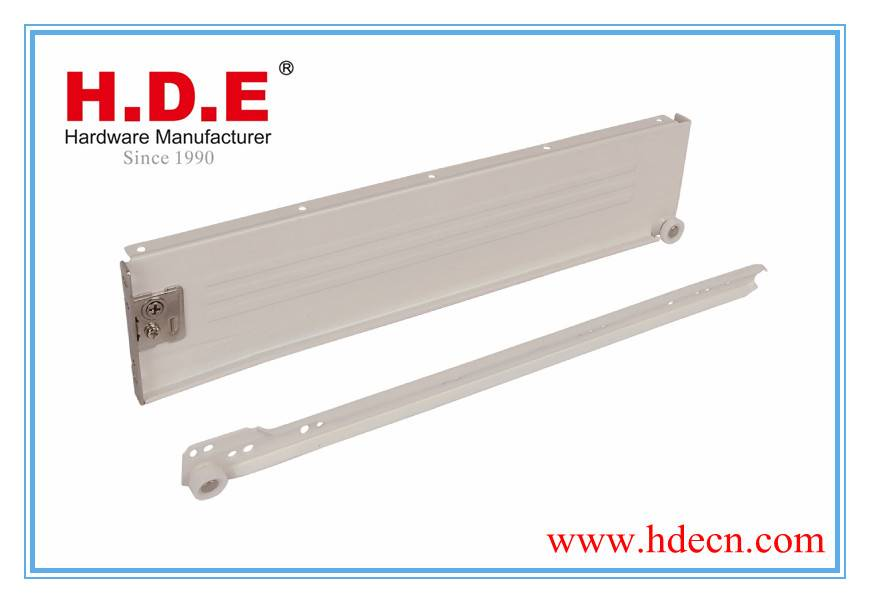 Drawer slide Metal Box