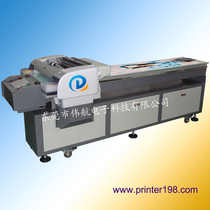 Weihang MJ4018 Digital Flatbed Printer for Gift Items