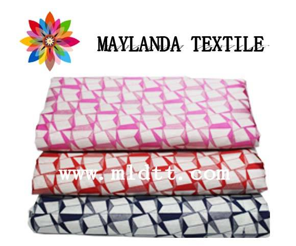 Maylanda Textile 2016 Factory for Garments, New Style Color Yarn Jacquard Fabrics