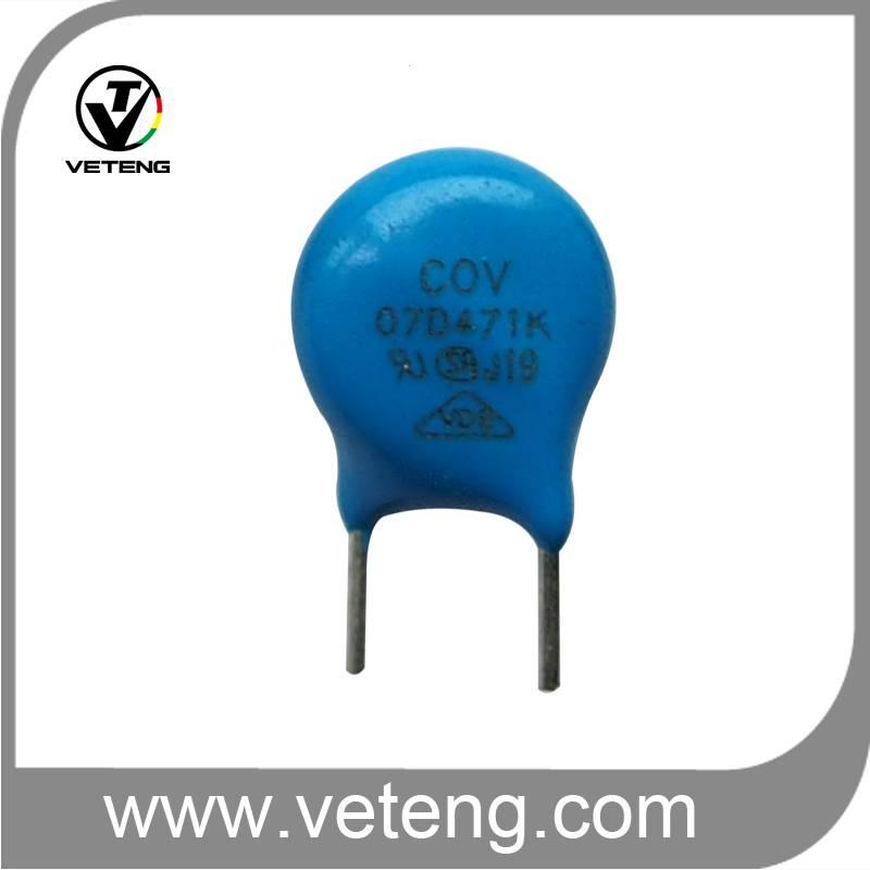 Matel Oxide Varistor ( TVR ) Varistor for Surge Protection